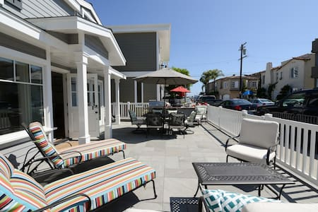 Renovated Balboa Island house near Bay and Main St - Newport Beach - Hus