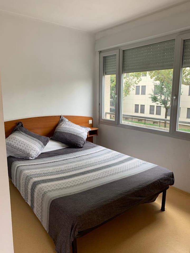 Appartement dans résidence privée