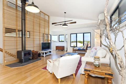 Apollo Bay Beach House - 300 mètres de la plage