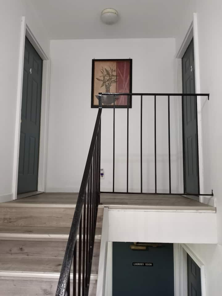 Near Down Town Lincoln, 2BR, newly-remodel