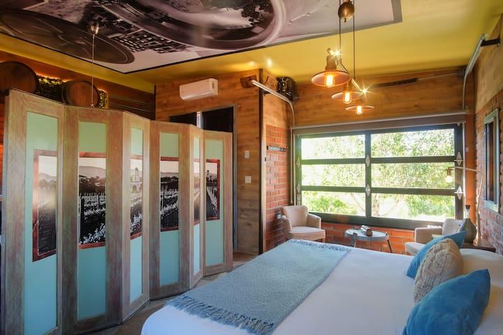 Las Minas Doors & Bed/Chalet Vino Jacuzzi exclusiv