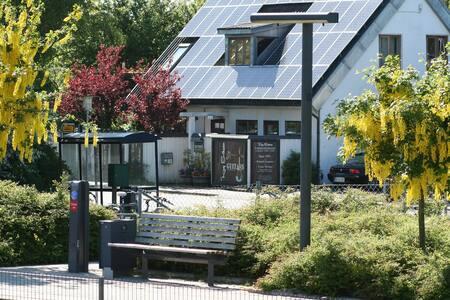 independent two room unit, garden - Aalborg - Haus