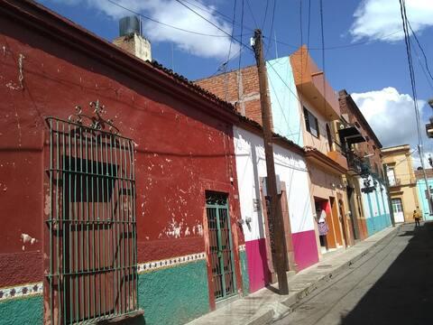 Acogedora casa en el centro de Atotonilco el Alto