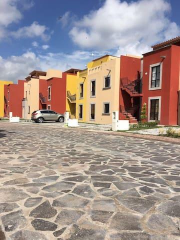 Renta departamento en San Miguel de Allende!