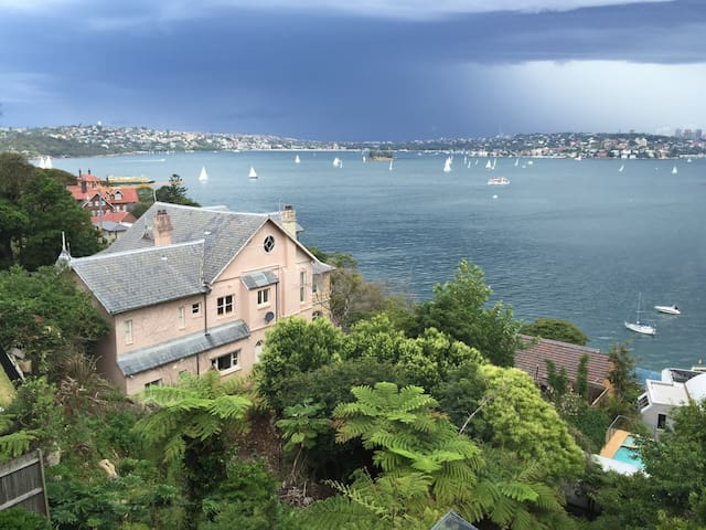 Enormous Sydney Harbourside Home ! - Mosman - Ev