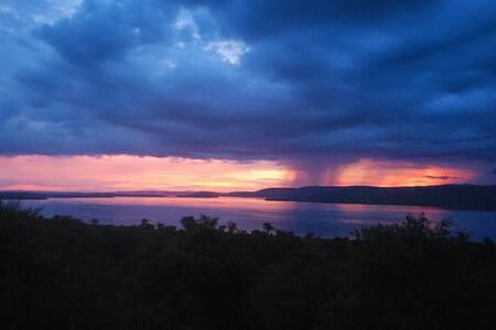 Kacheera Camp Self-Contained Home - Lake Mburo NP