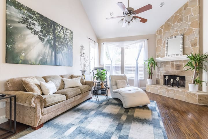 Cozy, beautiful and comfortable 4BD Home in Plano - Plano