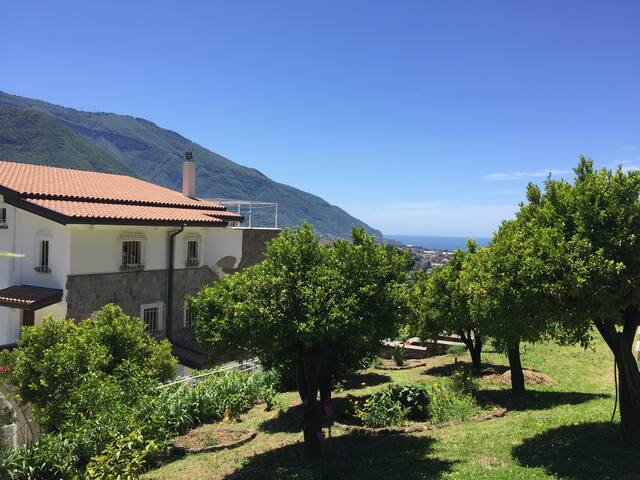 Villa Sea-view - Casola di Napoli - House