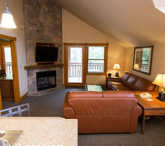 *GATLINBURG* 1BR Condo WG Smoky Mtn. Resort & Spa - Gatlinburg - Condominium