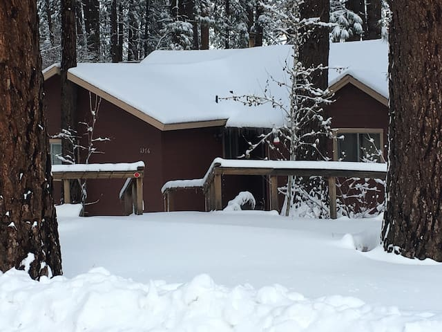1920s Cabin, 3 bedroom 2 bath, 3 mi Mountain High! - Wrightwood