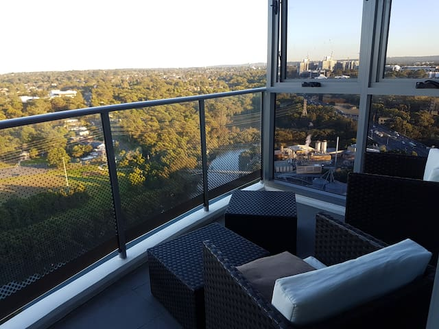 Luxury Penthouse With Sensational Views