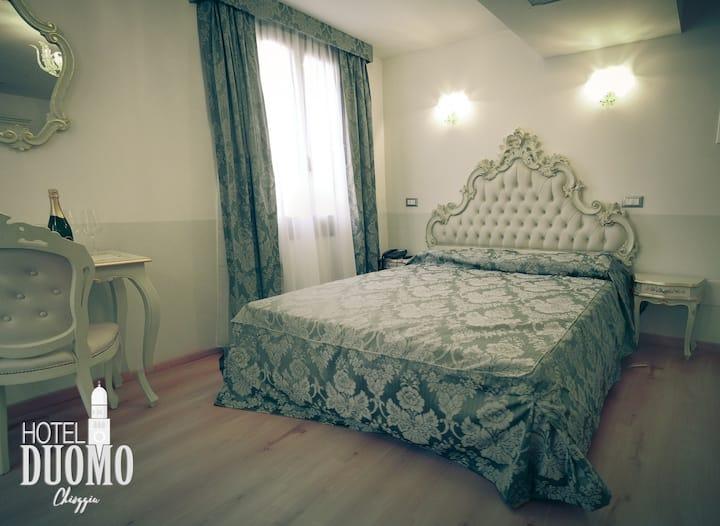 Hotel Duomo Chioggia - Green Room
