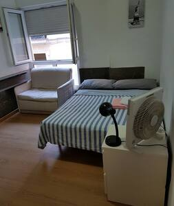 STUDIO+GRAN VIA+2 O 3 PERSONAS+WIFI - Madrid