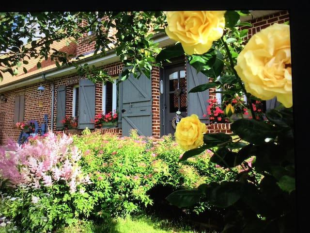 Farm house -Gite  7 vallées & cote d'Opale