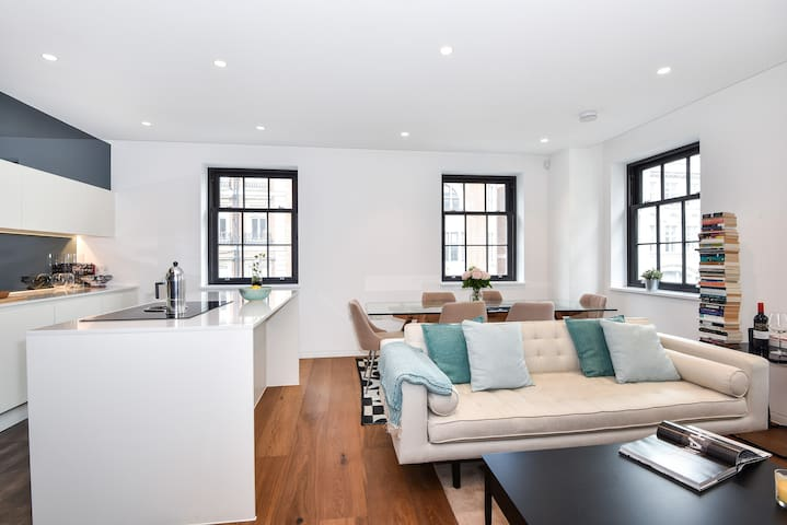 Stunning 1 Bed in Marylebone