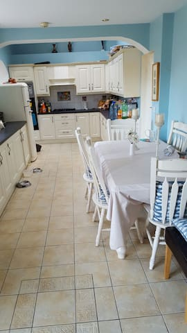 Amazing Triple Room with its own bathroom - Coolock - Huis