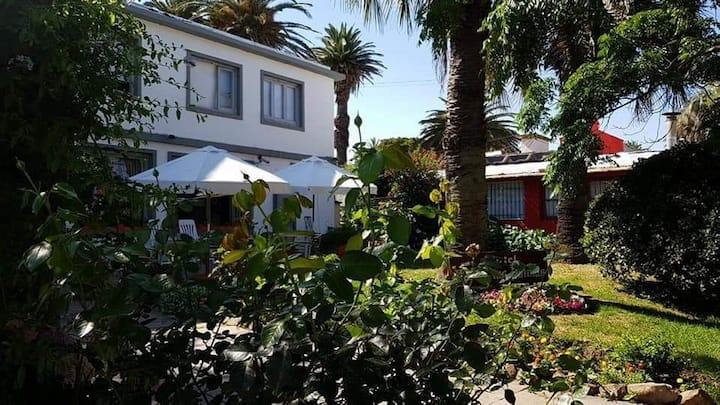 105 Habitación para 2 / PLANTA BAJA, SIN ESCALERAS