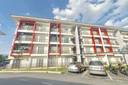 GROUND FLOOR Townhouse Embun Residence Kajang