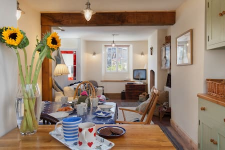Star Cottage - A Cosy Cottage Welcoming Pets! - Shaldon - Дом