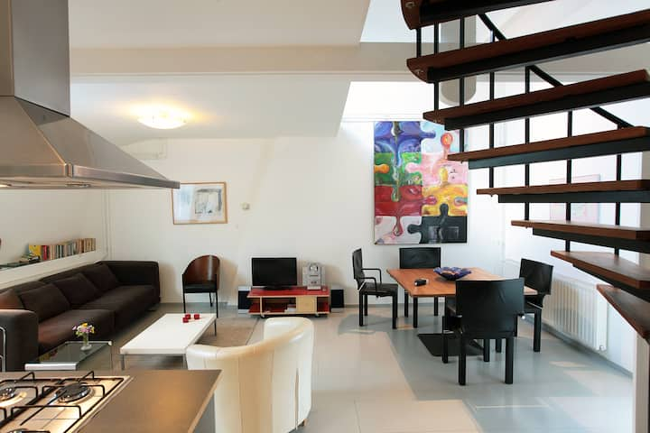 Apartment 'Le Home' in City Centre