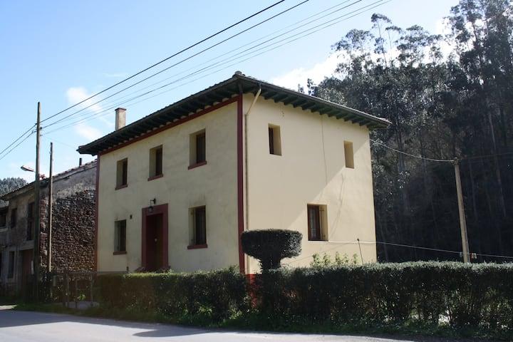 Casa Rustica en Colunga