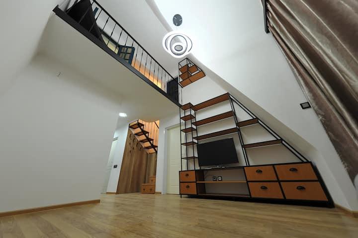 квартира в тбилиси лофт