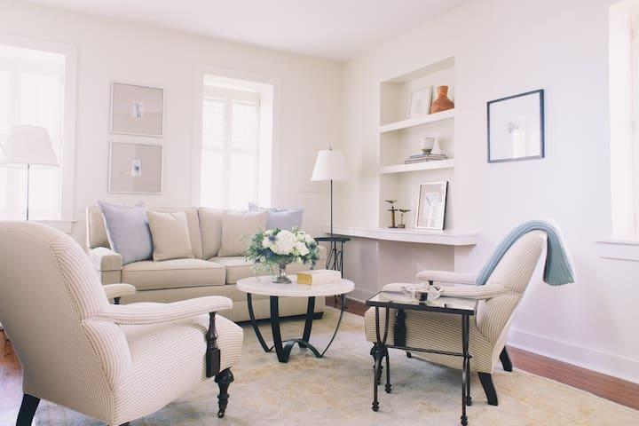 Zero George Street, Garden Suite