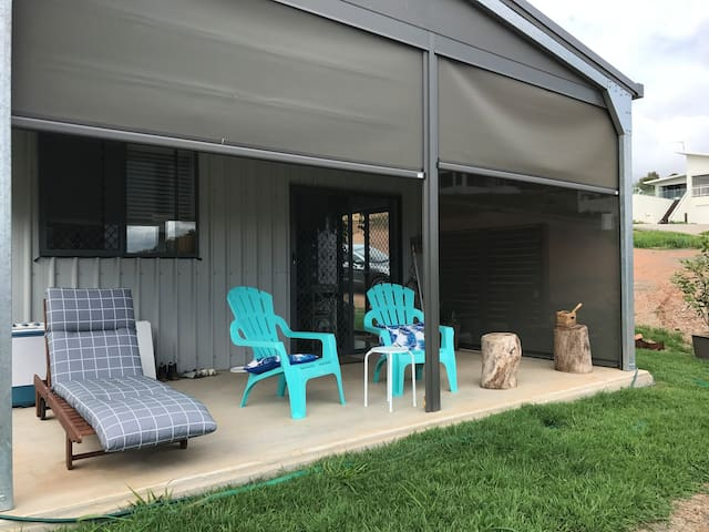 Chez  Shed at Yeppoon Queensland