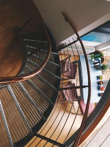 Charming Stylish Loft Trendy Altona - Hamburg - Loft