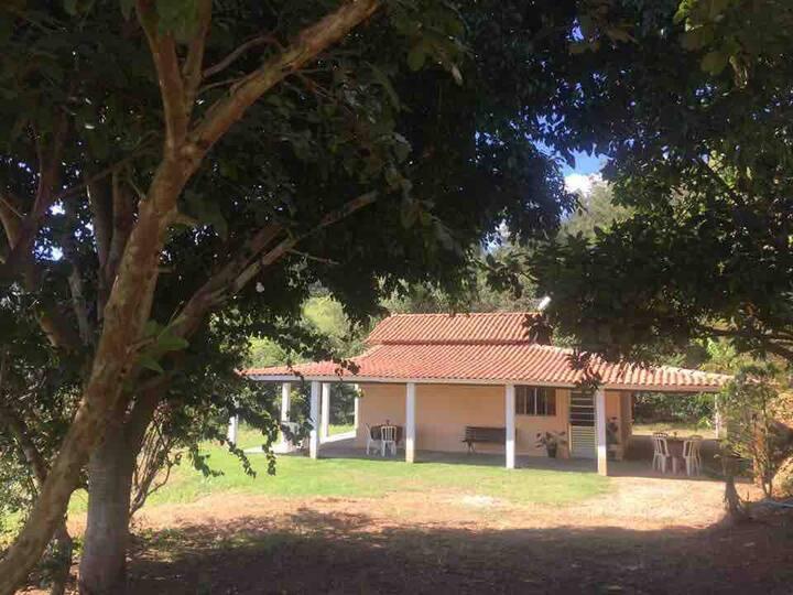 Sitio Maranata -  Chalé