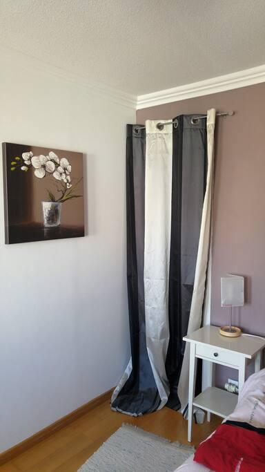 Chambre calme dans une maison individuelle villers bed for Chambre calme en anglais