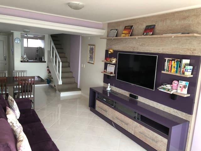 Duplex alto padrão na Beira-Mar