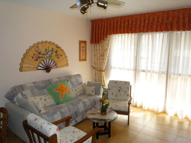 IDEAL FAMILIAS CERCA PLAYA RIS,TRANQUILO - Noja - Apartment