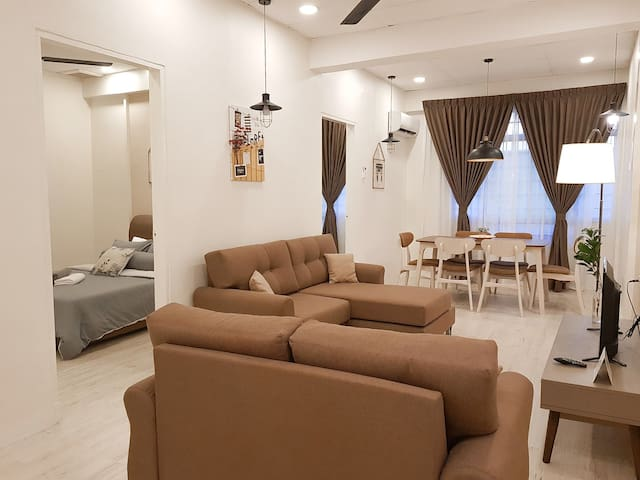 BRAND NEW*  Family friendly 3 Bedrooms apartment.