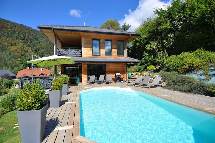 Le charme de la montagne - Dingy-Saint-Clair - Casa