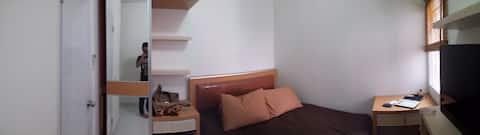 Cozy Room at Aeropolis Residence