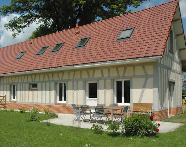 Gîte Les Sources de l'Andelle - Forges-les-Eaux - House