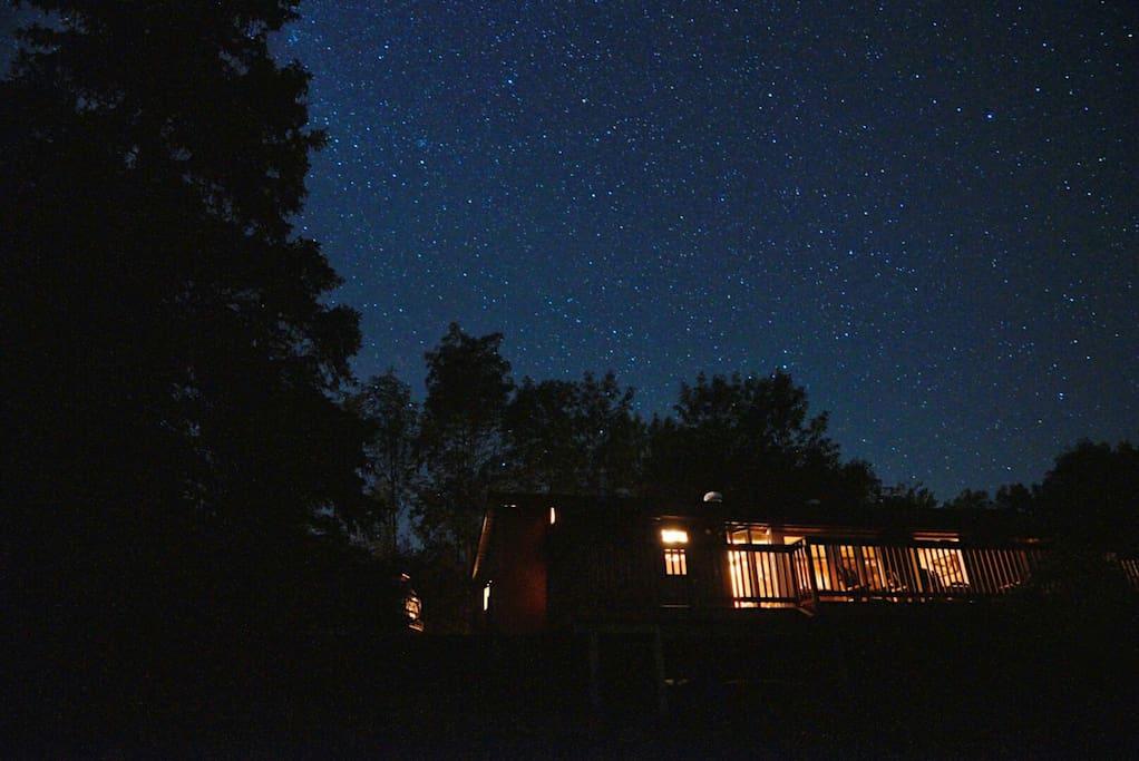 The stars are amazing!  photo courtesy of Jaeho Ho