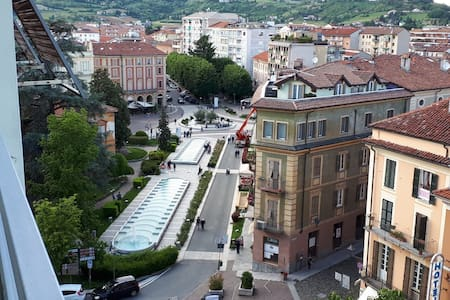 Spacious  apartment in centre of ACQUI TERME