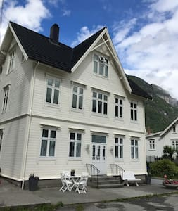 Hellesylt town center, Geiranger-fjord - Hellesylt - Квартира