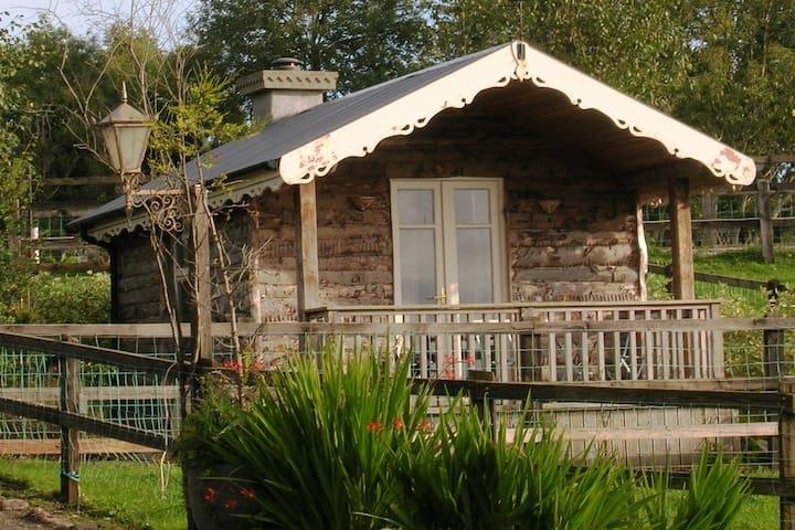 Cosy Eco-Resort Cabin