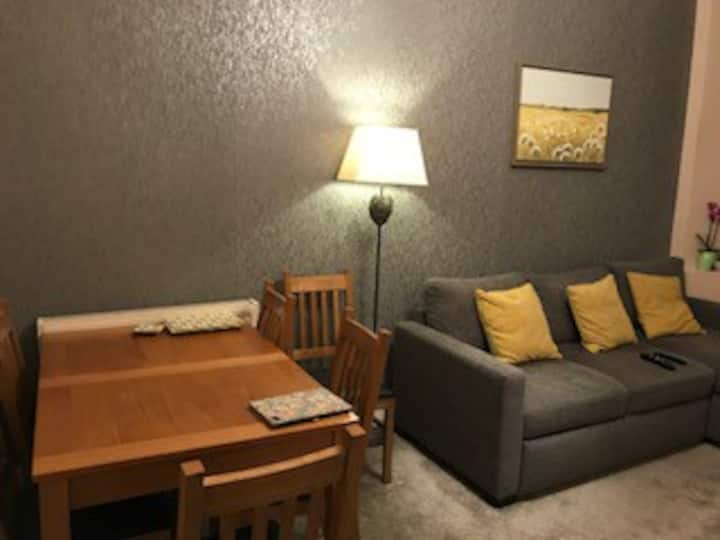 Bright Double bedroom near Fountainpark