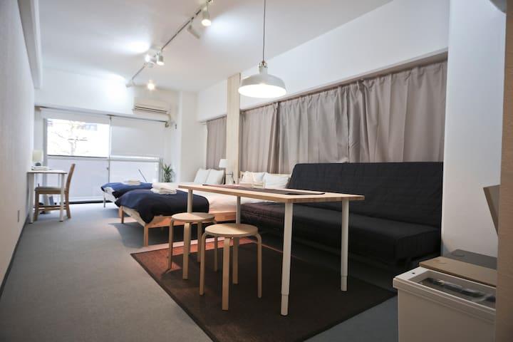 Ginza/Tsukiji 12ppl 2 rooms 2 bath@ - Minato-ku - Pis