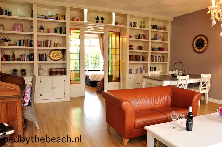 Monumentaal en luxe appartement - Vlissingen - Apartment