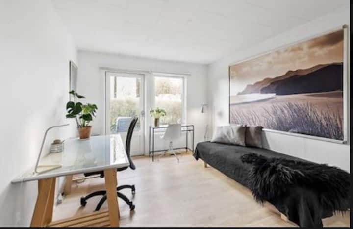 Nice private Room for 1or2 in Greater Copenhagen