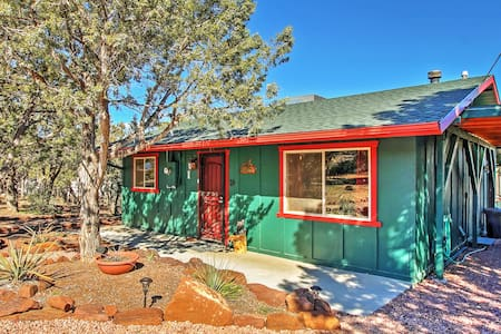 Cute & Cozy 2BR Payson Home w/Wifi - Payson - Ház