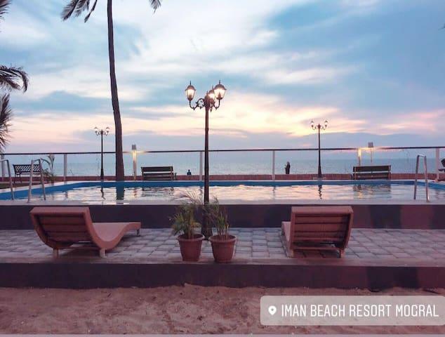 2 Bed Room Villa Beach View-Mogral,Kasargod