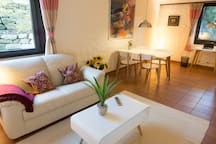 Lovely 1 bed apartment in green Frankfurt suburbs