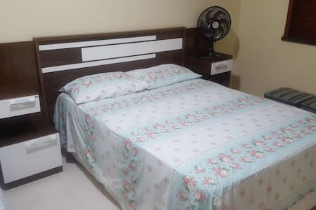 Room for couple of tourists in family environment! - Parnaíba - 独立屋