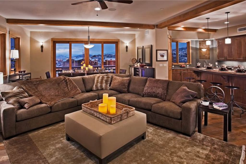 Middle Living Area